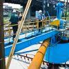 Строительство комплекса магнитно-флотационного магнетитового концентрата Ингулецкого ГОКа