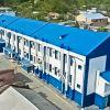 Строительство производственного корпуса и склада сырья фабрики «Здоровье» в г. Харькове